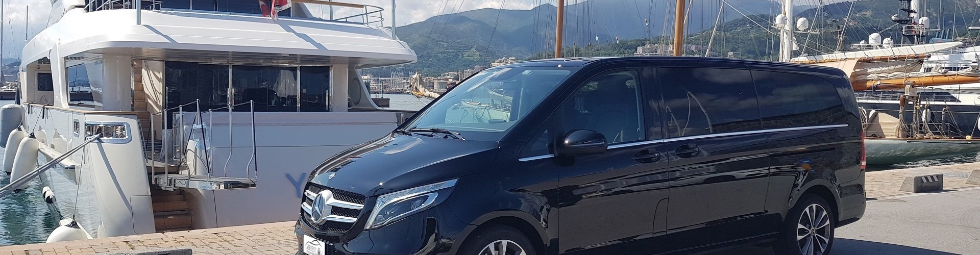 Vip Passenger Transfer from Private Aviation in Genova | Chauffeured Service Italy