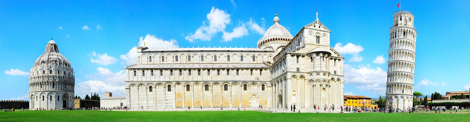 Port of Genoa to Leaning Tower of Pisa | Private Transfer Pisa to Florence