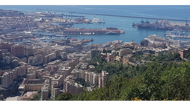 The East Riviera Cinque Terre, Portofino and Genoa Tour | Genoa Luxury Car Tours
